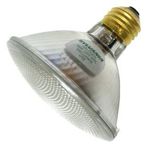 Medium Base Flood Halogen Lamp (OSRAM SYLVANIA GIDDS-282243 282243 Capsylite Halogen Flood Lamp, Par30, 39W, 120V s, Medium Base, 50 Deg. Beam Angle)