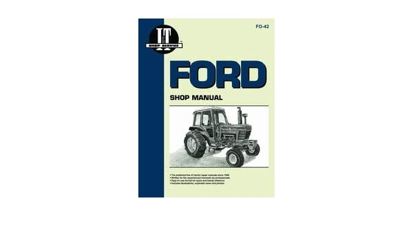 Amazon.com: Ford 7710 Tractor Service Manual (IT Shop): Home ... on 7710 ford engine, 7710 ford radiator, 7710 ford fuel pump,