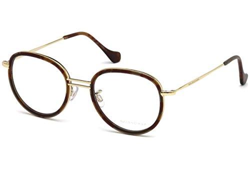 Eyeglasses Balenciaga BA 5064 50B dark brown/other / gradient smoke