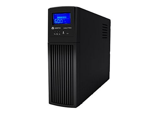 Vertiv Liebert 1500VA 900W LCD UPS Mini-Tower Battery Backup & Surge Protection, 3 Year Warranty (PSA4-1500MT120)