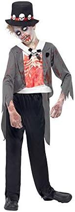 DISBACANAL Disfraz Novio Zombie para niño - -, 7-9 años: Amazon.es ...
