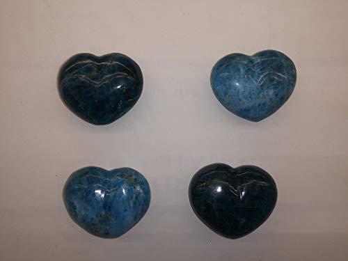 Madagascar Minerals Apatite Small Decorative Heart