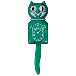 Kit Cat Klock Limited Edition Lady (Green Beauty)