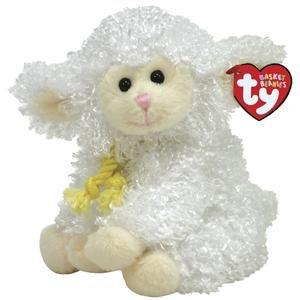 Ty Basket Beanies Floxy - Lamb