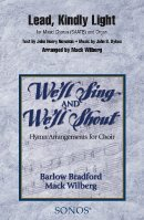 Lead, Kindly Light - Mack Wilberg - SAATB Choir & Piano