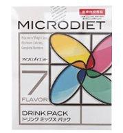 マイクロダイエット MICRODIETドリンク(ベリーミックス味)7食 B00KW4GX8W
