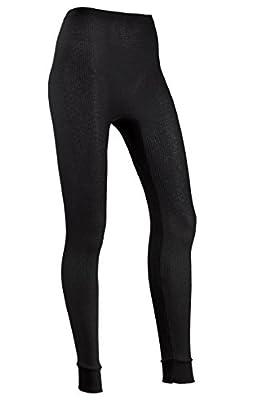 Indera Women's Warmwear Traditional Thermal Underwear Pant