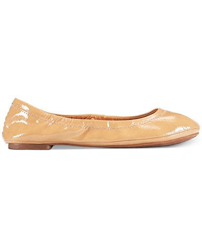 Synthetic Women's Flat Brand Ballerina Lucky Nude Emmie Patent 1RYZ5xq