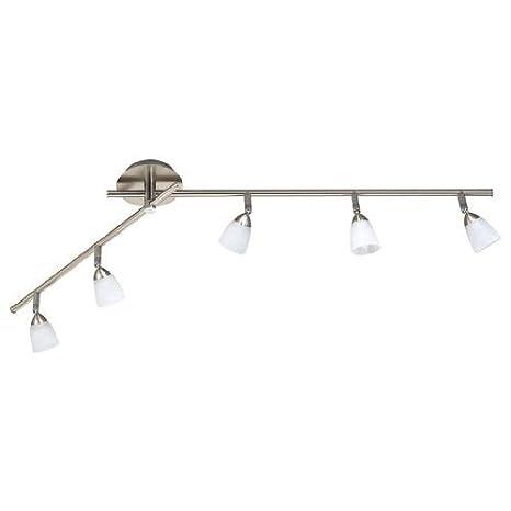 Las lámparas halógenas, de arco de techo: Amazon.es: Hogar