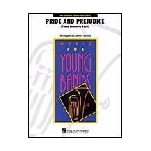 Score Pride & Prejudice w/ Piano Solo (CB)