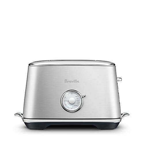 Breville BTA735BSS1BUS1 the Toast Select Luxe Countertop Toaster, 2 slice, Brushed Stainless Steel