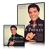 Elvis Presley Two DVD & Two CD Collectors Edition Set - He Touched Me the Gospel Music The King with Over 40 Great Songs As Seen On TV Volume 1 & 2 Music CD and DVD AsSeenOnTV