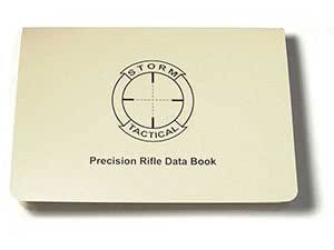 "Storm Tactical ""Heavy Paper"" Modular Data Book"