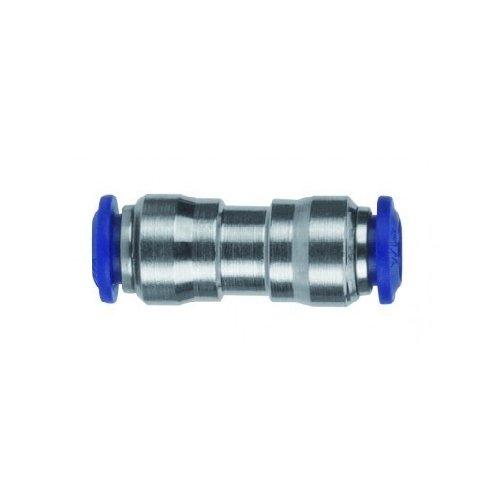 AIGNEP 88040-04 Metal Union, 1/4', Silver