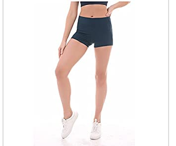 MAYUAN520 Deportes Gimnasio Shorts Mujer Yoga Shorts de ...