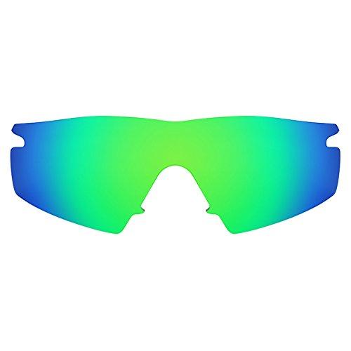 Opciones Frame Para Mirrorshield M De Oakley Polarizados Verde Esmeralda — Lentes Strike Múltiples Repuesto q48XwqnF