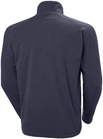 Pullover in Pile per Uomo Leggero e Versatile per Ogni Stagione Helly Hansen Daybreaker 1//2 Zip Fleece Design Sportivo e Casual con Mezza Cerniera