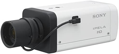 Snc de eb600b Sony, 1/3 Cámara de red, afeitadora. Día/Noche, 720p ...