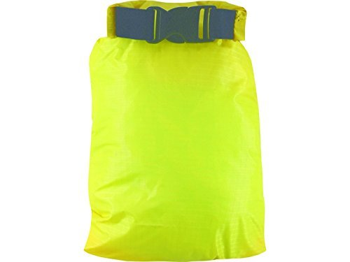 BCB Adventure Ultralight Dry Bag, Yellow, 1-Liter by BCB ADVENTURE by BCB ADVENTURE (Image #1)