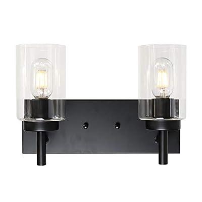 VINLUZ Sconces Wall Lighting Modern Vanity Light Fixture Bedroom Living Room Wall Lamp