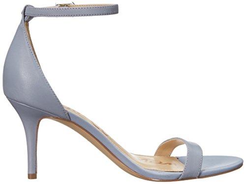 Sam Edelman Sandalias de vestir, Mujer azul grisáceo cuero
