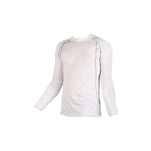 hirt, White, Youth Large (Wsi Baseball Shirt)