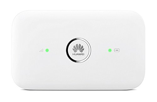 Huawei E5573s-320 Unlocked 150 Mbps 4G LTE & 43.2 Mpbs 3G Mobile WiFi (4G LTE in Europe, Asia, Middle East, Africa) (White)