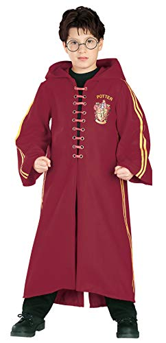 Harry Potter Child's Deluxe Quidditch Robe,