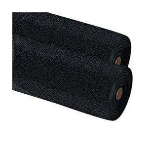 Pebble Step Sof-Tred MAT266BK Premium Anti-Fatigue Mat, 3' x 12', Black
