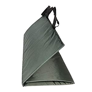 Perfeclan Waterproof Unhooking Mat Fishing Tackle with Fold Over Straps, Padded Carp Coarse...