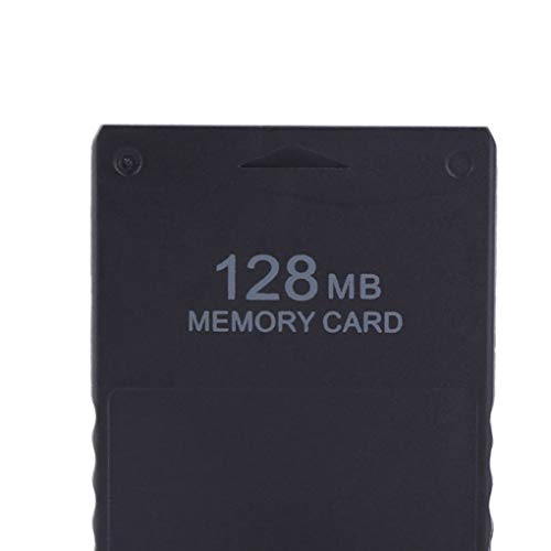 Tralntion Memory Card Save Game Data Stick Module 8/16/32/64/128/256MB Replacement for Play Station 2 (256 Mb Data Card)