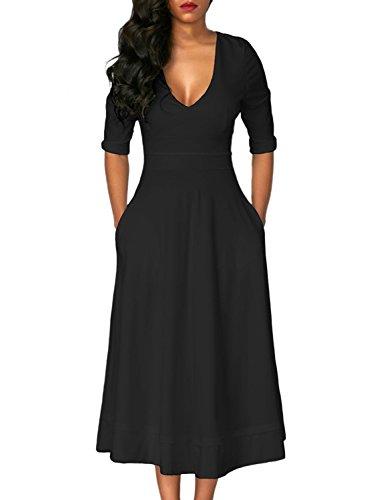 High Waist Dress - 8