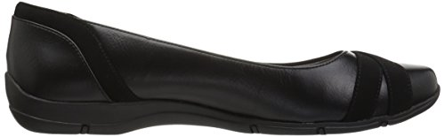 Lifestride Womens Dari Flat Black