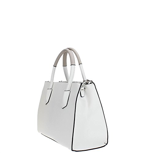 Bianco À Cafènoir Femme Kba001 Main Sac 203 W1TnOZF