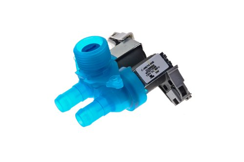 W10212596 Washer water inlet valve Whirlpool