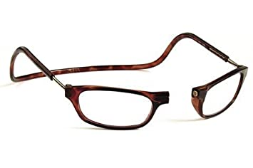 a2a52949aad1 Amazon.com   Clic Magnetic Reading Glasses Tortoise +1.50   Beauty