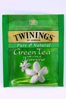 - Twinings Of London Green Tea With Jasmine Case Pack 120