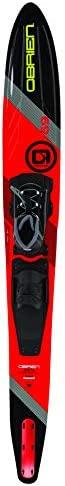 Obrien Sequence Waterski with Z-9 Binding and Rear Toe Piece Mens