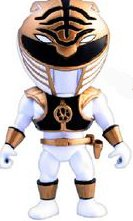 "White Ranger: ~3.0"" The Loyal Subjects Action Vinyls for sale  Delivered anywhere in USA"