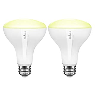 Sengled Smart Light Bulb, Smart Bulb Dimmable LED Light BR30, Smart Hub Required, Smart Bulbs That Work with Alexa, Google Home & IFTTT, Soft White (2700K) 65W Equivalent 650LM, 9W, 2 Pack