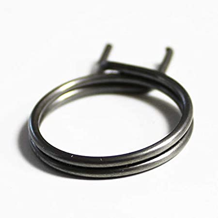 Size : 23mm NO LOGO CCH-Spring 1pc Edelstahl-Spiralschloss Feder for T/ürgriff Ersatz Aussendurchmesser 26,5 mm