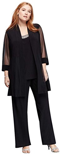 3-Piece-Plus-Size-Pantsuit-with-Beaded-Neckline-Style-8764WP