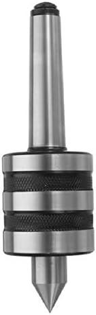 Monland Portable Mt2 Precision Live Revolving Center Medium Lathe Machine Tool Accessory Taper Bearing for Lathe Turning Tool
