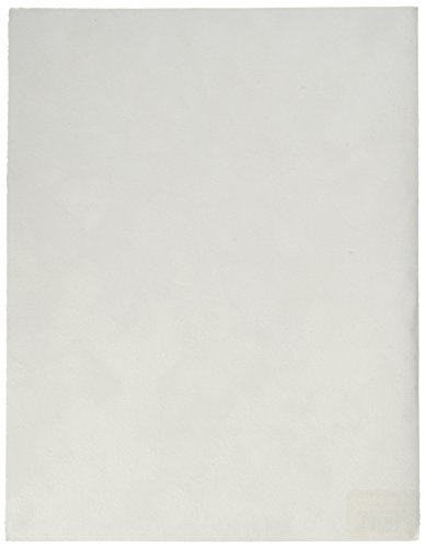 Sew Easy Industries 12-Sheet Velvet Paper, 8.5 by 11-Inch, Coconut