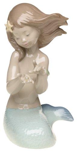 Nao Jewel Of The Sea Porcelain Figurine by NAO