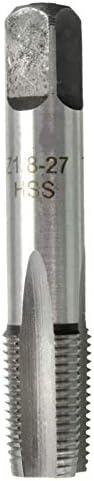 LNIEGE 1/8-27 NPT1 Tapered Pipe Tap Schnellbügeleisen Geeignet für Reparaturarbeiten Wartung Neu 8-27 TPI Dourable