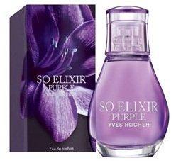 Eau De Toilette Miniature - So Elixir PURPLE Eau de Parfum by Yves Rocher Miniature Splash (.16 oz./5ml)
