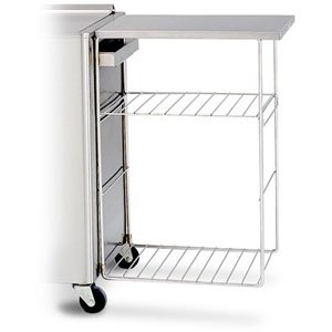 Chattanooga Massage Table - Side Table Rack for Heating Units