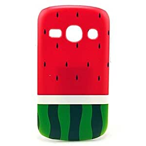 SHERRYLEE Watermelon Pattern Hard Case for Samsung Galaxy Fame S6810/S6818