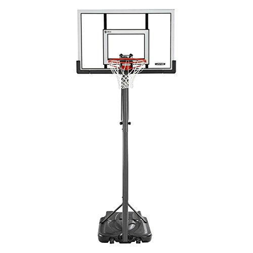 Lifetime 52 in. Steel-Framed Acrylic Basketball Hoop